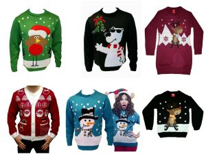Christmas Jumper selection