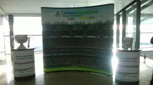 Connect Ireland Stand Dublin Airport