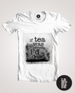 The fact that this exists is testament to our tea love!